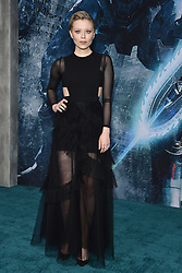 Ivanna Sakhno attends the Pacific Rim Uprising global premiere at the TCL Chinese Theatre on March 21, 2018 in Los Angeles, California. Photo by Lionel Hahn/AbacaPress.com