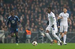 Dame N'Doye (FC København) under kampen i UEFA Europa League mellem FC København og Malmö FF den 12. december 2019 i Telia Parken (Foto: Claus Birch).