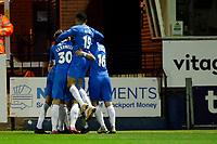 Liam Hogan. Stockport County FC 2-1 Barnet FC. Vanarama National League. Edgeley Park. 16.3.21