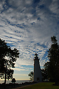 Marblehead Lighthouse Big Sky