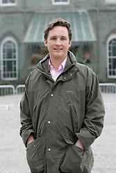 Duke of Argyll, the Connect festival in Inveraray.<br /> ©Pic : Michael Schofield.