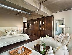 bedroom 1700 Beason St Baltimore, MD Jeff Akseizer interior designers Master Bedroom