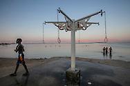 En Boqeq, Dead Sea tourist structures