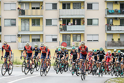 Team Bahrain Merida during Stage 2 of 24th Tour of Slovenia 2017 / Tour de Slovenie from Ljubljana to Ljubljana (169,9 km) cycling race on June 16, 2017 in Slovenia. Photo by Vid Ponikvar / Sportida