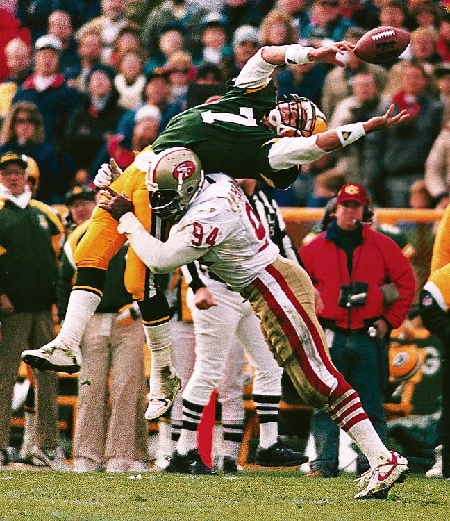 Green Bay Packers vs San Francisco Giants