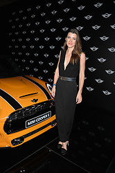 Monday 18th November 2013 saw a host of London hipsters, social faces and celebrities, gather together for the much-anticipated World Premiere of the brand new MINI.<br /> Attendees were among the very first in the world to see and experience the new MINI, exclusively revealed to guests during the party. Taking place in the iconic London venue of the Old Sorting Office, 21-31 New Oxford Street, London guests enjoyed a DJ set from Little Dragon, before enjoying an exciting live performance from British band Fenech-Soler.<br /> Picture Shows:-IZZY LAWRENCE