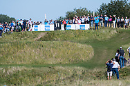 Sergio Garcia (ESP) in action on the 11th hole during the 3rd round at the KLM Open, The International, Amsterdam, Badhoevedorp, Netherlands. 14/09/19.<br /> Picture Stefano Di Maria / Golffile.ie<br /> <br /> All photo usage must carry mandatory copyright credit (© Golffile   Stefano Di Maria)