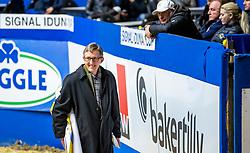 Dr Kaspar Funke, GER, show organizer<br /> Impressions and overview Westfalenhalle<br /> Dortmund - Signal Iduna Cup 2020 2020<br /> © Hippo Foto - Stefan Lafrentz<br /> 12/03/2020