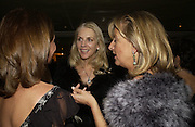 Loulou Chandris, Gail Boglione and Princess Chantal of Hanover. Chain of Hope 10 th Ball. Dorchester. London. 1 November  2005. ONE TIME USE ONLY - DO NOT ARCHIVE © Copyright Photograph by Dafydd Jones 66 Stockwell Park Rd. London SW9 0DA Tel 020 7733 0108 www.dafjones.com