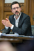 Alex Cobham, director of research speaking at the lauch of HMRC: Building an uncertain future - The cuts don't work. A report by the Public and Commercial Services Union and the Tax Justice Network. Committe room 17, The House of Commons. Westminster. 15th November 2016.