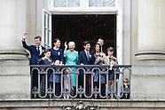 Queen Margrethe II of Denmark celebrates her 75th birthday