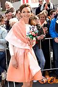 Koningsdag 2017 in Tilburg / Kingsday 2017 in Tilburg<br /> <br /> Op de foto / On the photo:  prinses Aimee /  Princess Aimee