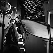 Think Pink, behind the scenes © WIT fotografie & videografie