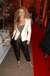KELLY HOPPEN at the 5th anniversary party for InStyle magazine held at The V&A, Cromwell Road, London SW7 on 19th June 2006.<br /><br />NON EXCLUSIVE - WORLD RIGHTS