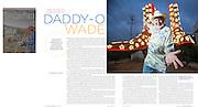 """Bob """"Daddy-O"""" Wade for Texas Co-op Power Magazine"""