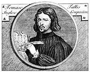 Thomas Tallis (c1505-1585) English composer, organist and music publisher.