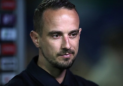 File photo dated 19-09-2017 of England manager Mark Sampson.