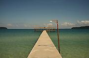 Port in Koh Rong Island, Kingdom of Cambodia. PHOTO TIAGO MIRANDA
