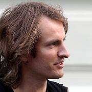 NLD/Amsterdam/20070913 - The Police in Amsterdam, Joe Sumner, de zanger van FictionPlane, zoon van Sting