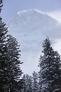 Jungfrau ski resort in Switzerland