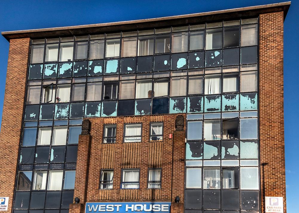 office/flat. West Bromwich, West Midlands, UK.
