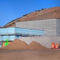 022415       Cable Hoover<br /> <br /> Catherine A. Miller elementary school is currently under construction in Churchrock and is scheduled for completion in July.