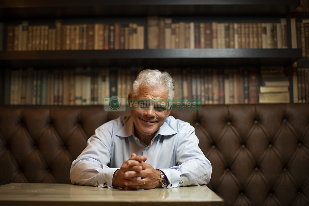 """October 1, 2018 - San Juan, Puerto Rico - San Juan, Octubre 1ro, 2018 - FLASH / TUS NOTICIAS - Bistro Café en Isla Verde. FOTOS para ilustrar una historia sobre Raulito Carbonell quien va a realizar el espectáculo """"30 años de Swing"""", sobre su trayectoria y el éxito del personaje Papo Swing..FOTO POR:  tonito.zayas@gfrmedia.com.Ramon '' Tonito '' Zayas / GFR Media (Credit Image: © El Nuevo Dias via ZUMA Press)"""
