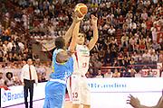 DESCRIZIONE : Pistoia campionato serie A 2013/14 Giorgio Tesi Group Pistoia Vanoli Cremona <br /> GIOCATORE : Riccardo Cortese<br /> CATEGORIA : palleggio<br /> SQUADRA : Giorgio Tesi Group Pistoia<br /> EVENTO : Campionato serie A 2013/14<br /> GARA : Giorgio Tesi Group Pistoia Vanoli Cremona <br /> DATA : 10/11/2013<br /> SPORT : Pallacanestro <br /> AUTORE : Agenzia Ciamillo-Castoria/GiulioCiamillo<br /> Galleria : Lega Basket A 2013-2014  <br /> Fotonotizia : Pistoia campionato serie A 2013/14 Giorgio Tesi Group Pistoia Vanoli Cremona<br /> Predefinita :