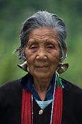 Tagin woman<br /> Tagin tribe<br /> Arunachal Pradesh<br /> North East India