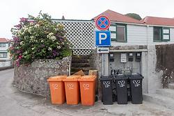 Recycling, Windward Side