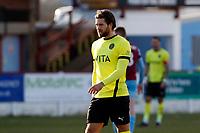 Harry Cardwell. Weymouth FC 1-0 Stockport CountyFC. Vanarama National League. Bob Lucas Stadium. 6.3.21