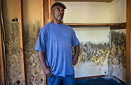 Ervin Coleman-  A disabled pastor, <br /> who lives with wife and son. They recently got a FEMA trailer which they can use for 18 months while they rebuild thier home.