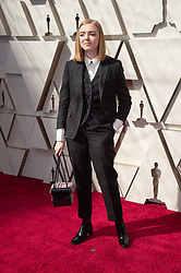 February 24, 2019 - Hollywood, California, U.S. - ELSIE FISHER arrives on the red carpet of The 91st Oscars at the Dolby Theatre in Hollywood. (Credit Image: ? AMPAS/ZUMA Wire/ZUMAPRESS.com)