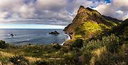 Coastline of Boaventura