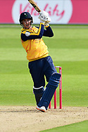 Harry Brook of Yorkshire during the Vitality T20 Blast North Group match between Nottinghamshire County Cricket Club and Yorkshire County Cricket Club at Trent Bridge, Nottingham, United Kingdon on 31 August 2020.