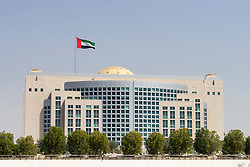 Ministry of Foreign Affairs in Abu Dhabi United Arab Emirates