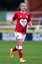 Carla Humphrey of Bristol City Women - Mandatory by-line: Ryan Hiscott/JMP - 18/10/2020 - FOOTBALL - Twerton Park - Bath, England - Bristol City Women v Birmingham City Women - Barclays FA Women's Super League