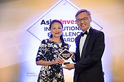 AsianInvestor Institutional Excellence 2017 Awards during the 9th Annual Southeast Asia Institutional Investment Forum, at the Ritz-Carlton Millenia, Singapore, Singapore, on 6 December 2017. Photo by Steven Lui
