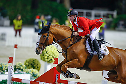Ehning Marcus, GER, Pret A Tout<br /> Furusiyya FEI Nations Cup Jumping Final - Barcelona 2016<br /> © Hippo Foto - Dirk Caremans<br /> 24/09/16