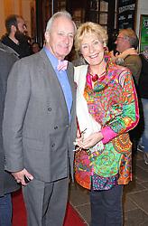 © Licensed to London News Pictures. 20/10/2014, UK. Neil Hamilton & Christine Hamilton, Urine Town - Gala Night, Apollo Theatre, London UK, 20 October 2014. Photo credit : Brett D. Cove/Piqtured/LNP