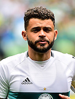 """Brazilian Football League Serie A / <br /> ( Coritiba Foot Ball Club ) - <br /> Edimo Ferreira Campos """" Edinho """""""