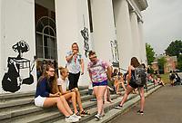 ASP - Advanced Studies Program at St Paul's School.  ©2018 Karen Bobotas Photographer