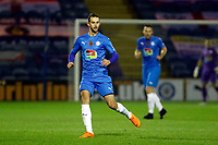 Adam Thomas. Stockport County FC 4-0 Chesterfield FC. Emirates FA Cup. 4.11.20