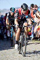 Sykkel<br /> Foto: PhotoNews/Digitalsport<br /> NORWAY ONLY<br /> <br /> BOASSON HAGEN Edvald (NOR) Rider of DIMENSION DATA on the Kwaremont climb during the Flanders Classics UCI WorldTour 100th Ronde van Vlaanderen cycling race with start in Brugge and finish in Oudenaarde<br /> *** OUDENAARDE, BELGIUM - 03/04/2016