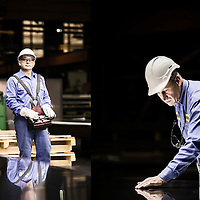 Koblenz, Germany 7 October 2014<br /> Industry photography.<br /> Photo: Ezequiel Scagnetti