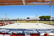 Sand Volleyball Court At Great Park Sports Complex In Irvine