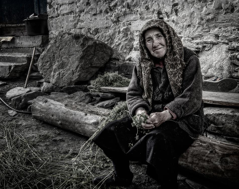 Life in Ushguli