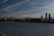 View From Roof,  Nine on the Hudson, West New York, NJ