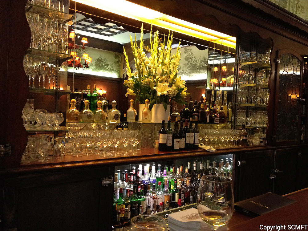 2013 Back bar Musso & Frank Grill