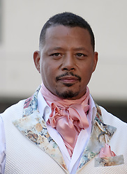 September 24, 2019, Los Angeles, California, U.S: Actor Terrence Howard attends his star ceremony on the Hollywood Walk of Fame in the Category of Television, on Tuesday, Sept. 24, 2019, in Los Angeles (Credit Image: © Ringo Chiu/ZUMA Wire)